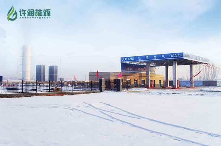 L-CNG加气站