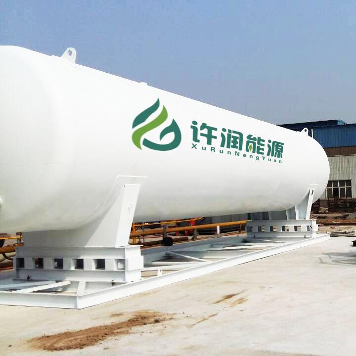 加气站LNG储罐