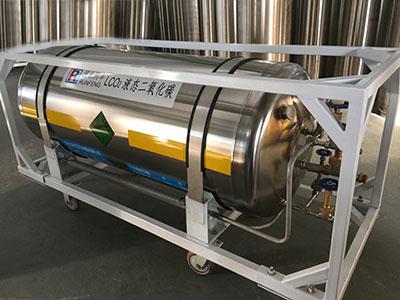 499L锅炉煤改气卧式杜瓦瓶