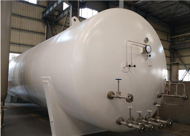 低温储罐在储存液氮的时的注意事项