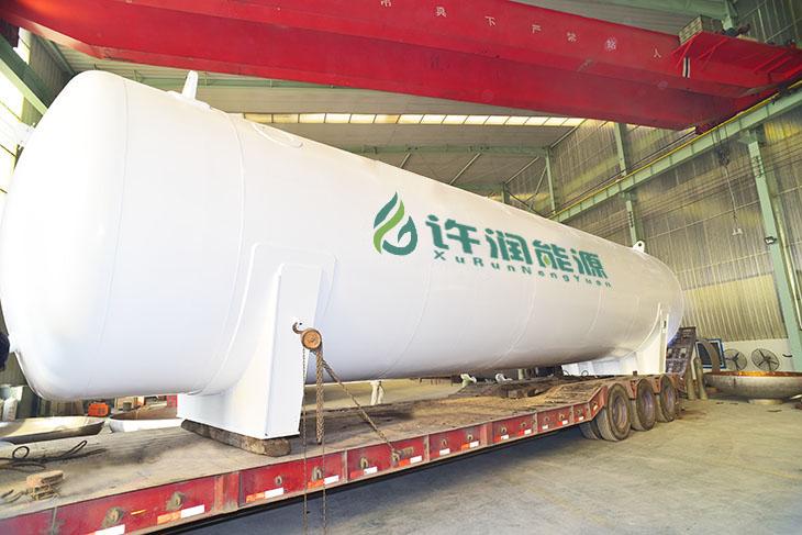 使用LNG储罐必须知道的几个问题