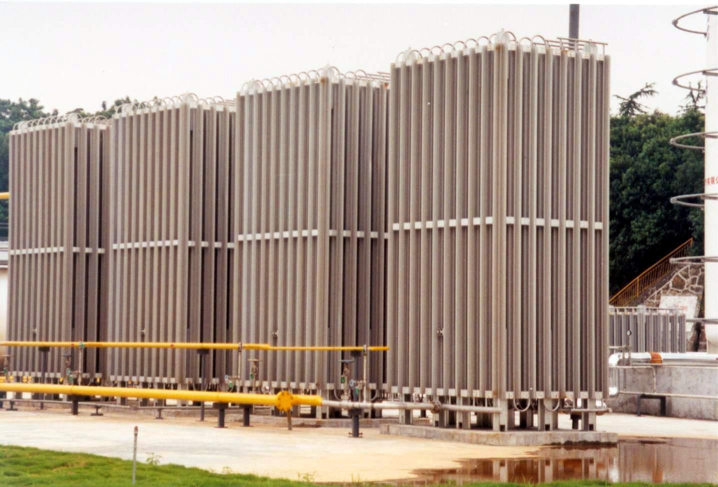 LNG空温式气化器有哪几种加热方式?