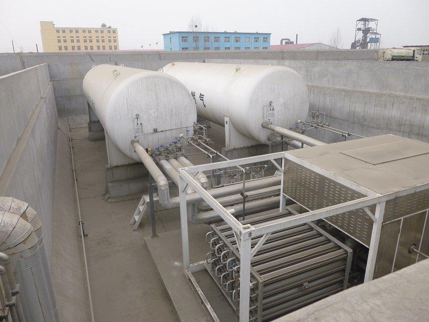 使用LNG储罐必须了解的安全储存方式