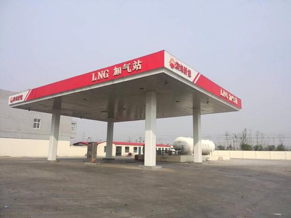分享LNG加气站系统的安全知识