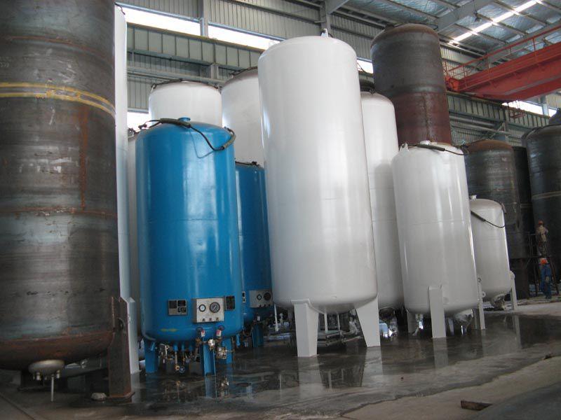 低温液体储槽(低温储罐)的清洗流程