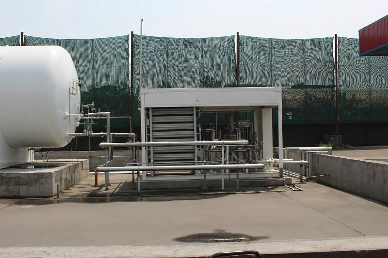 LNG加气站设备工艺大全狗房子制作教程图片