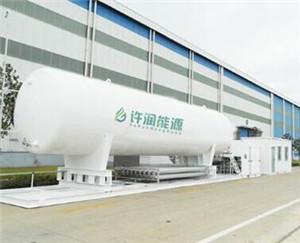 30立方卧式液氮储罐