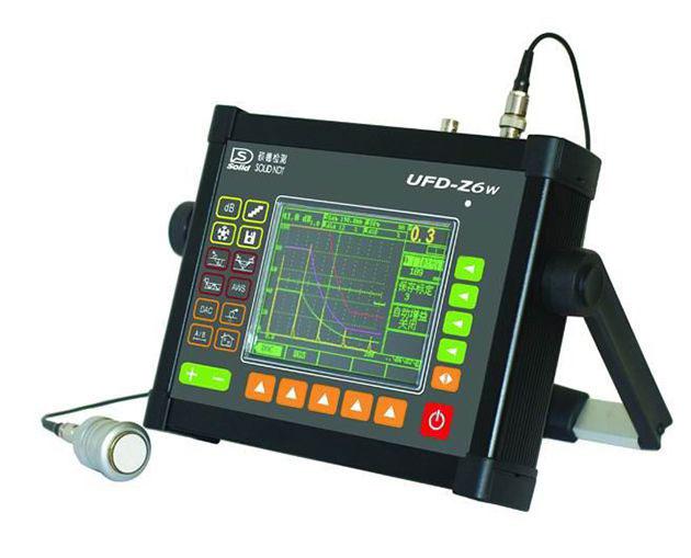 采用超声波技术检测外壳